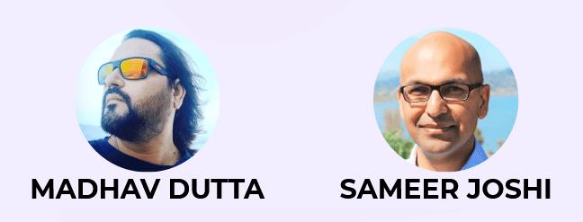 Madhav-Dutta-Sameer-Joshi