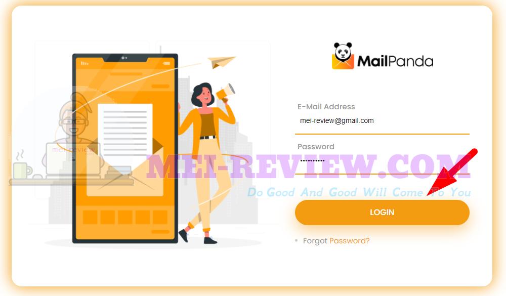 MailPanda-Demo-1-Login
