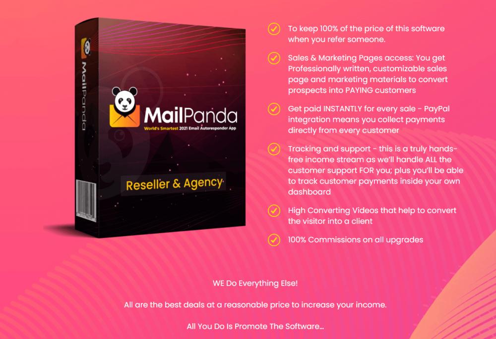 MailPanda-Reseller
