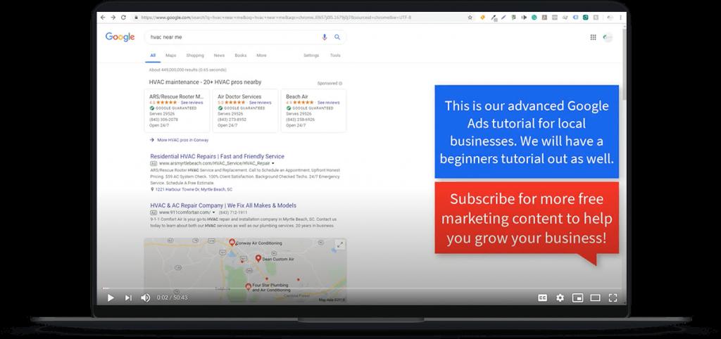 google-local-ads-training