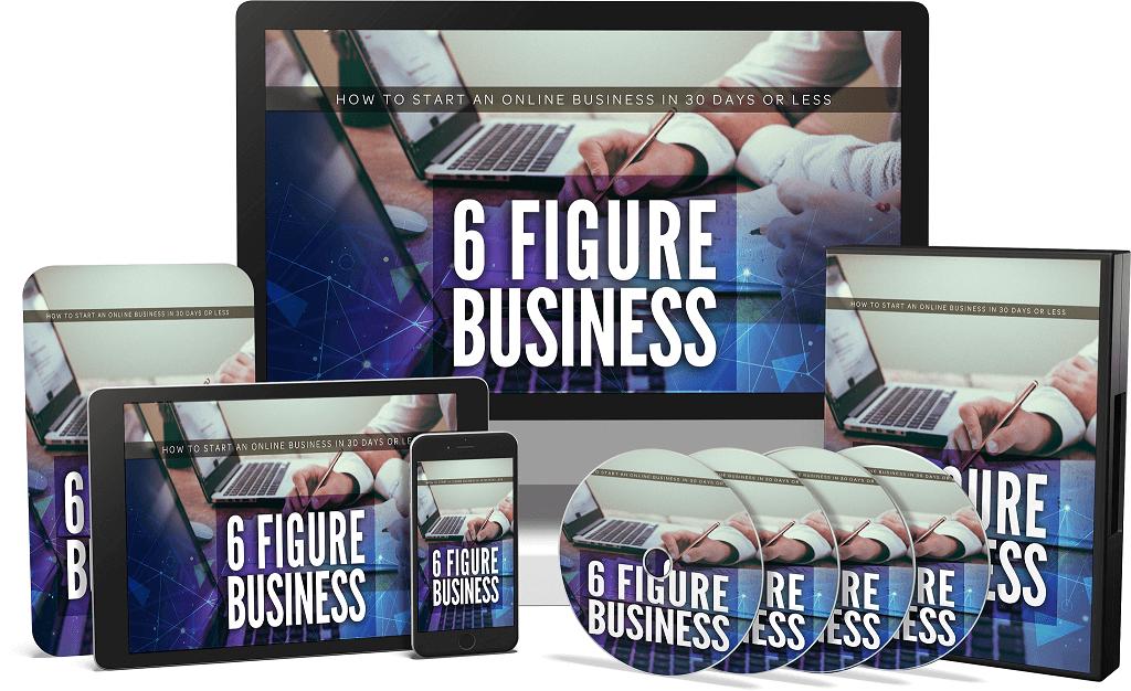 6-Figure-Business-PLR-Review