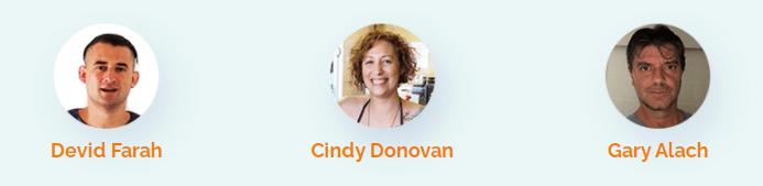 Devid-Farah-Cindy-Donovan-Gary-Alach