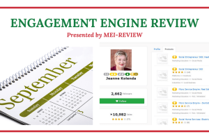 Engagement Engine Review – A Profitable Service You Can Start Selling Today!