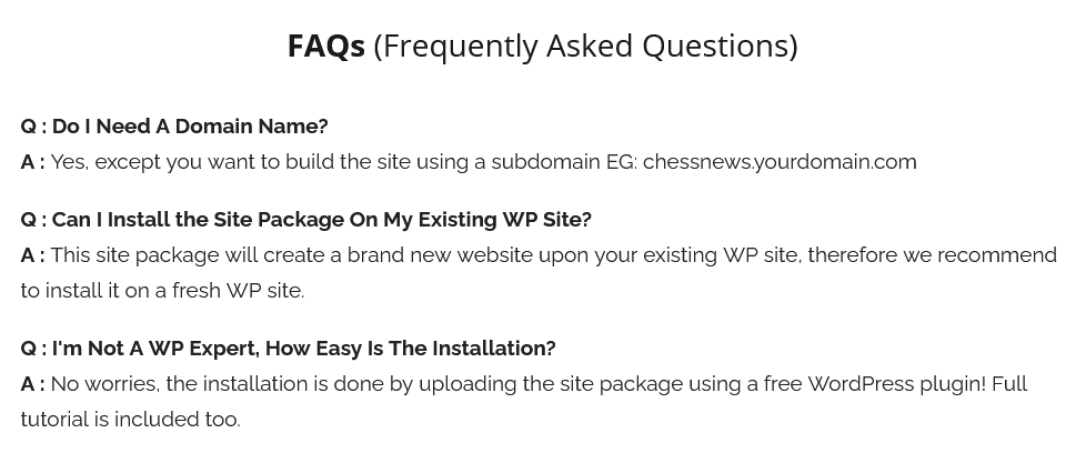 WP-Chess-Website-FAQ