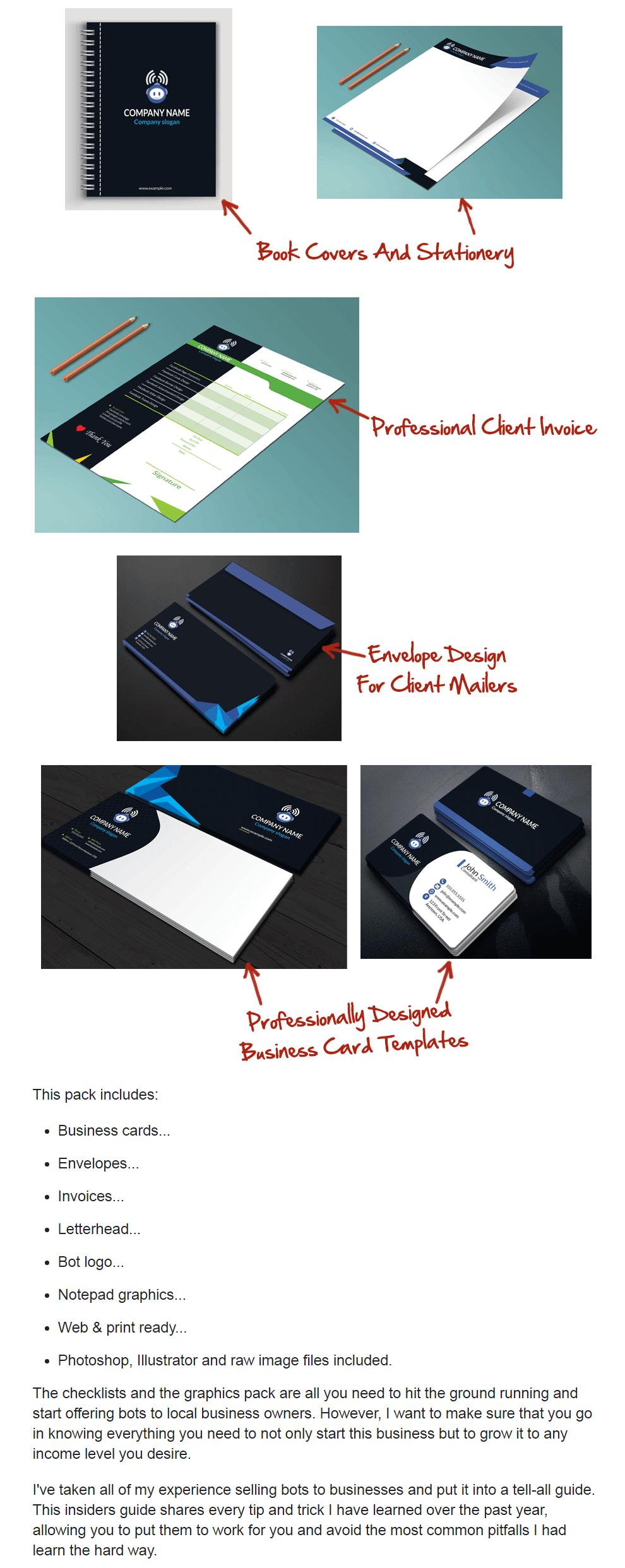 Facebook-Bot-Raider-business-kit