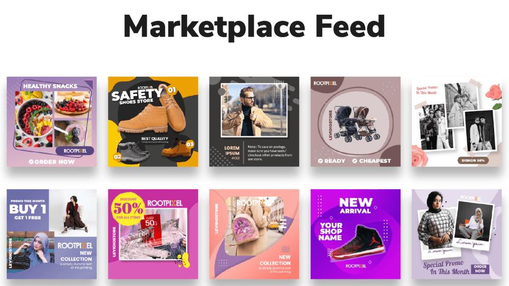 Levidio-The-Feed-module-10-marketplace-feed