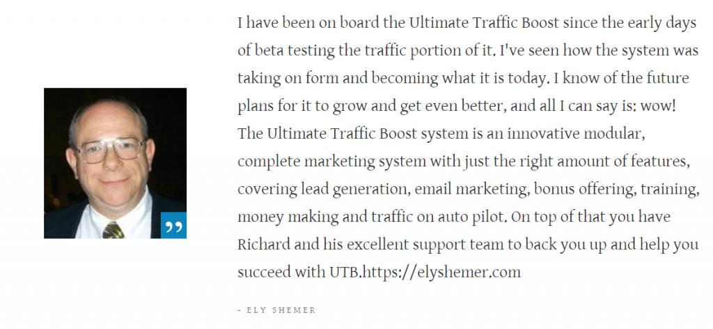 Ultimate-Traffic-Boost-feedbacks