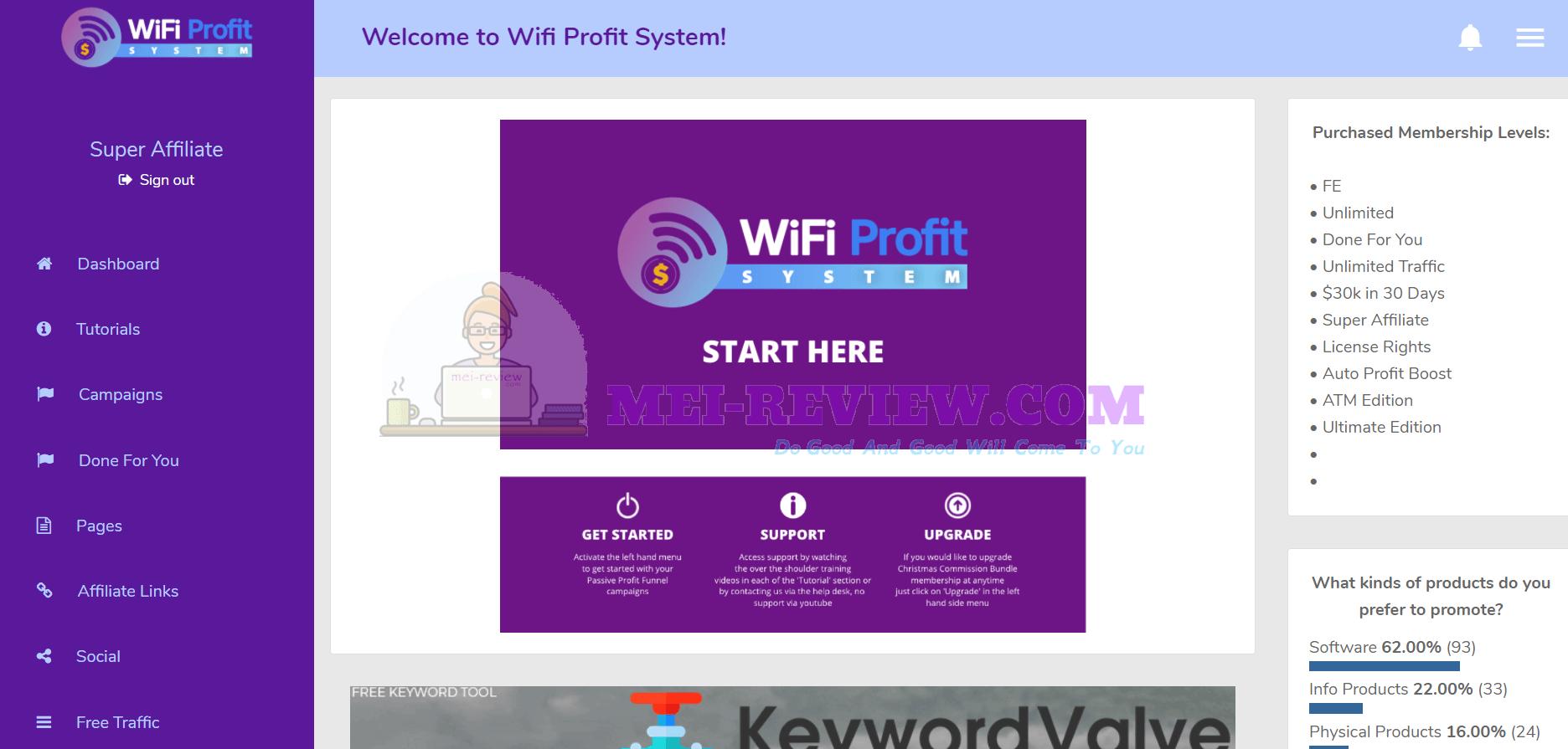 Wifi-Profit-System-App