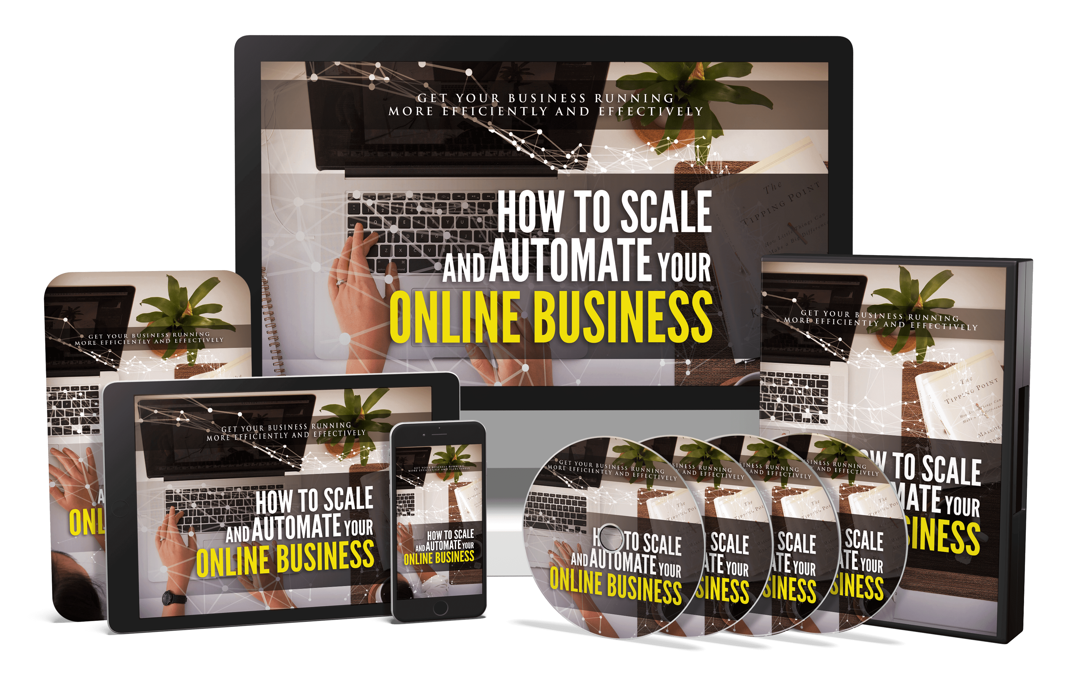 How-To-Scale-And-Automate-Your-Online-Business-PLR-Review
