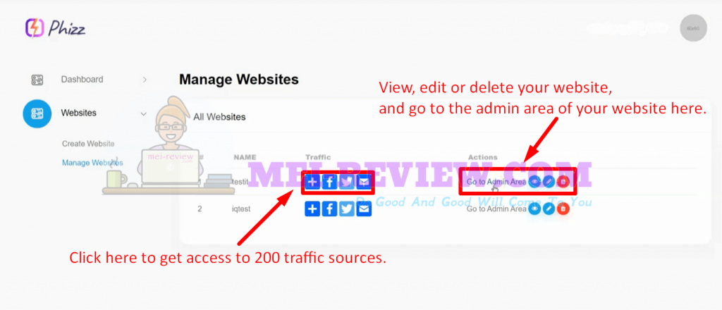 Phizz-demo-7-traffic-sources
