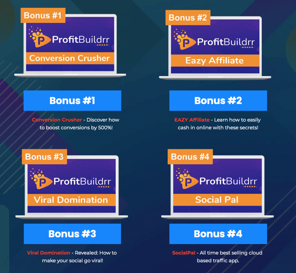 ProfitBuildrr-OTO-1-Bonuses