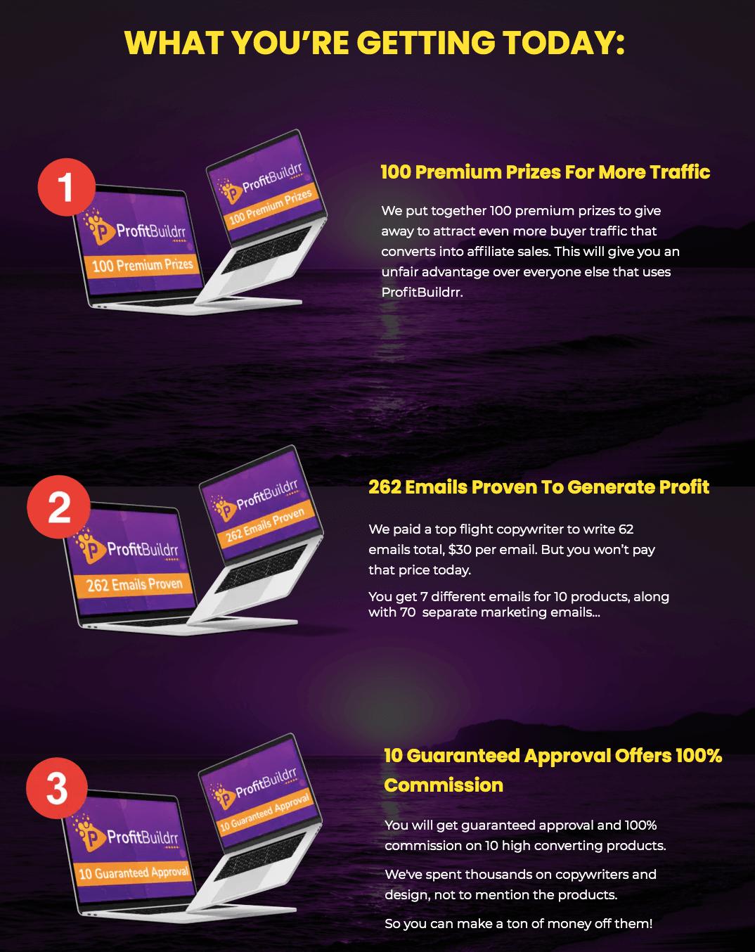 ProfitBuildrr-OTO-3-features