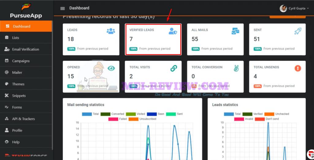 PursueApp-demo-3-verified-leads