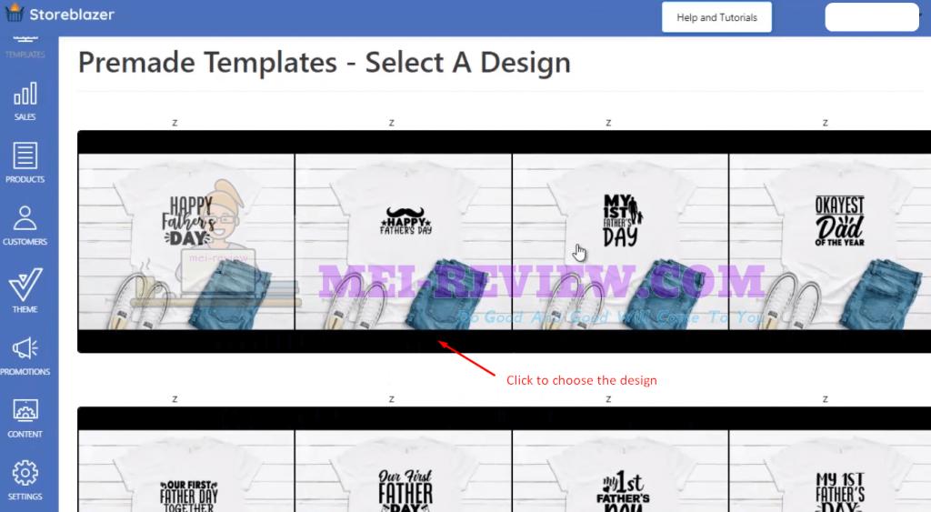 StoreBlazer-Demo-4-select-the-design