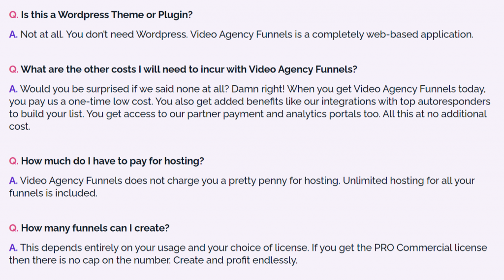 Video-Agency-Funnels-FAQ