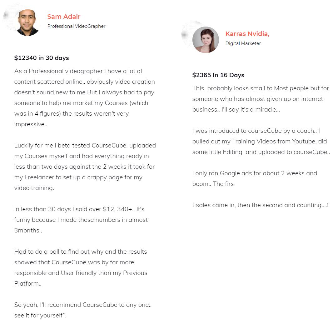 CourseCube-feedback