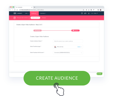 Create-Video-Audience-With-ConnectVideo