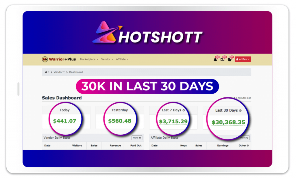 Hotshott-Case-studies
