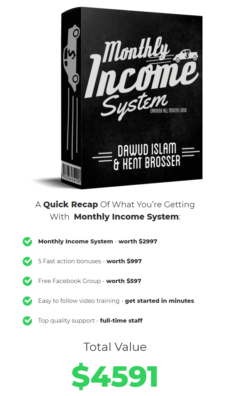 Monthly-Income-System-price