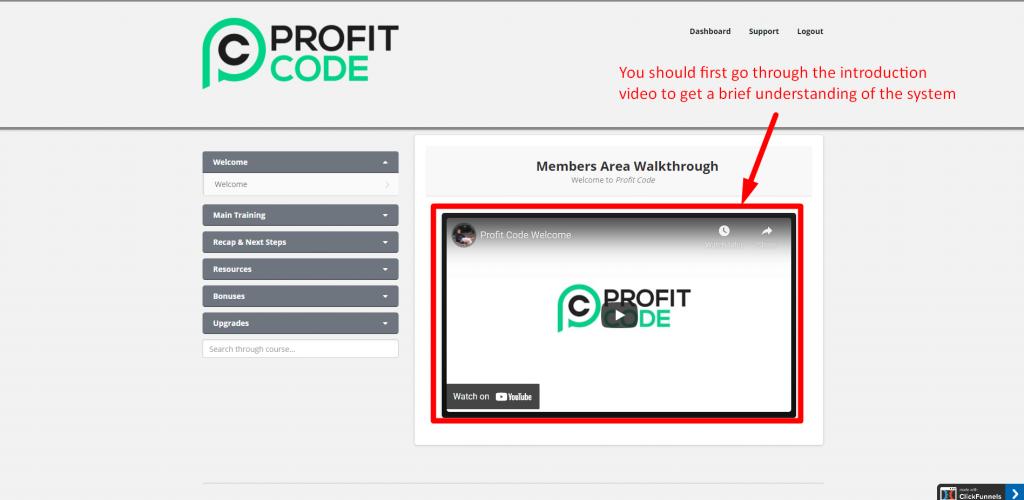 Profit-Code-Demo-1