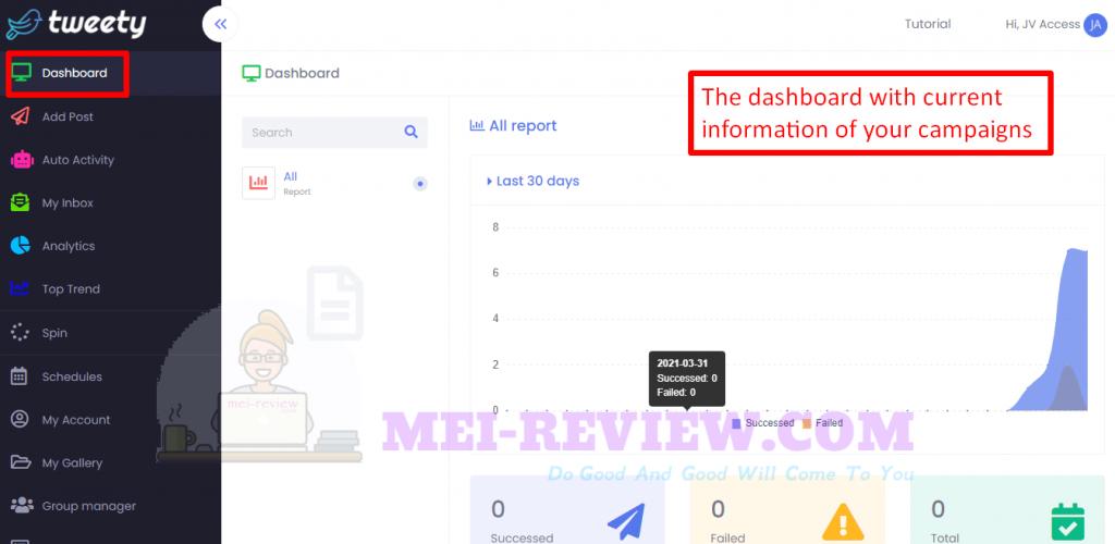 Tweety-Demo-2-dashboard