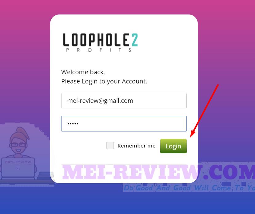 Loophole-2-Profits-demo-1