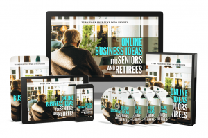 Online Business Ideas For Seniors And Retirees PLR Review –  The Product Makes You Proud Of To Be An Author