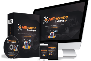 [PLR] Affincome Training Kit Review – Top Marketer's Secret Code To Make A Fortune Online