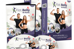 [PLR] Flat Belly At Home Review – Improve Your Body & Health At Home