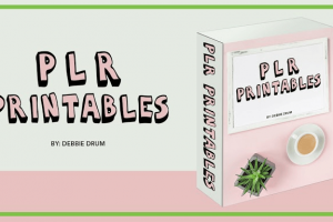 """PLR Printables Review – The Hottest Way To Generate Passive Income With """"One Page Printables"""""""