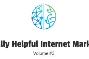 RHIMS (Really Helpful Internet Marketing Stuff) Vol 3 Review