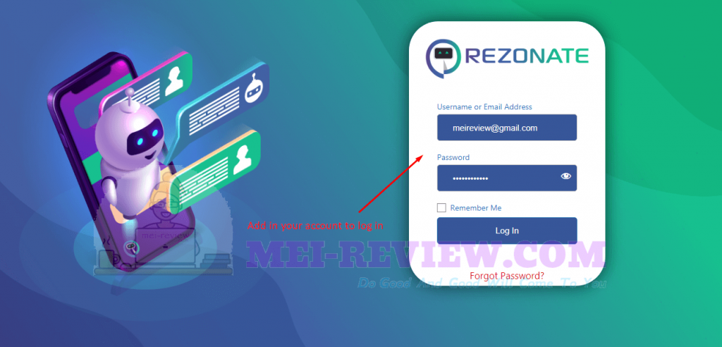 Rezonate-Demo-1-login-software