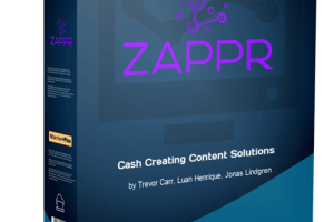 Zappr Review – Generate Cash Exploding Content Effortlessly