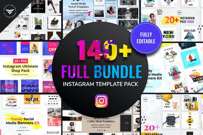 1b-Instagram-pack