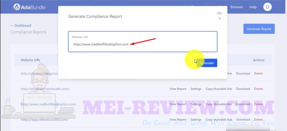 ADA-Bundle-Demo-20-compliance-report
