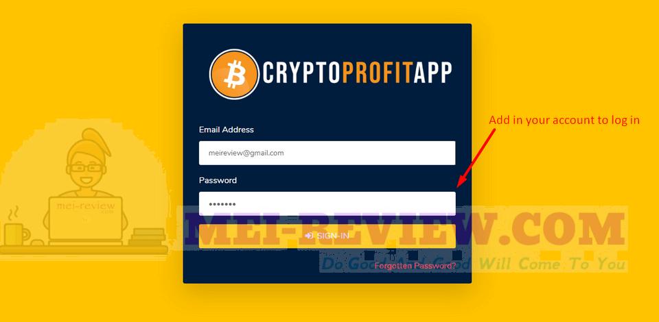 Crypto-Profit-App-demo-1-login