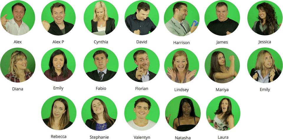 Green-Screen-Actors-11-videos