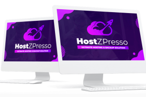 HostZPresso Review – Host Unlimited Website & Domains For An Ultra-Low One-Time Fee