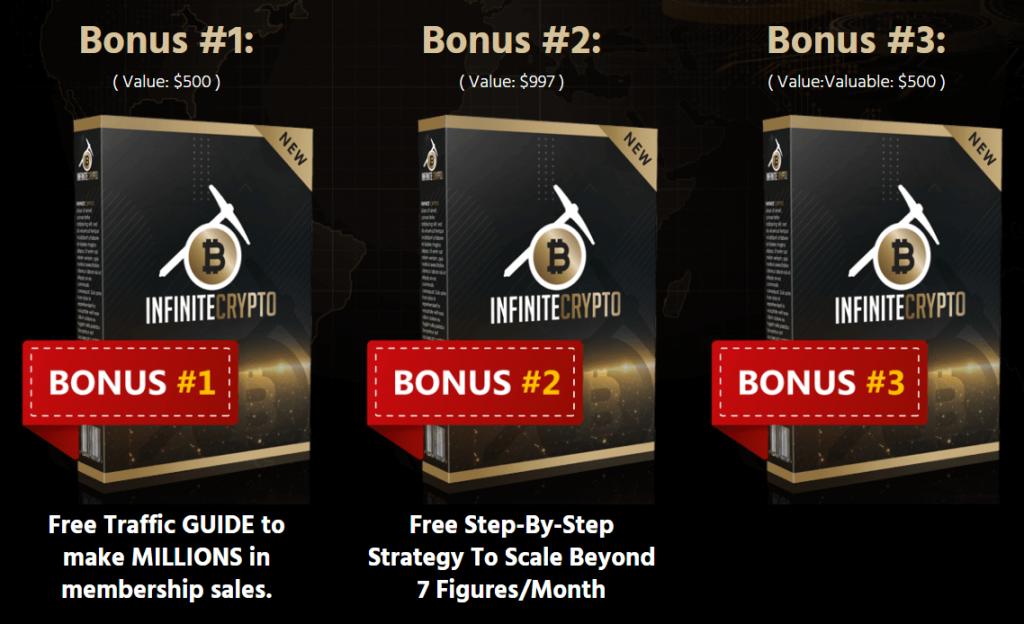 Infinite-Crypto-bonus