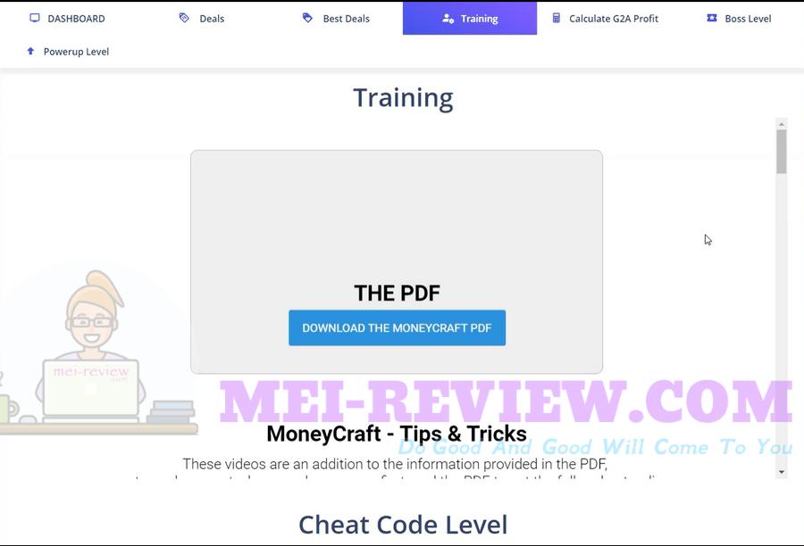 MoneyCraft-Demo-11-PDF-training