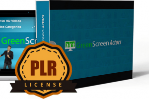 [PLR] Green Screen Actors Review – Why You Should Consider This Package