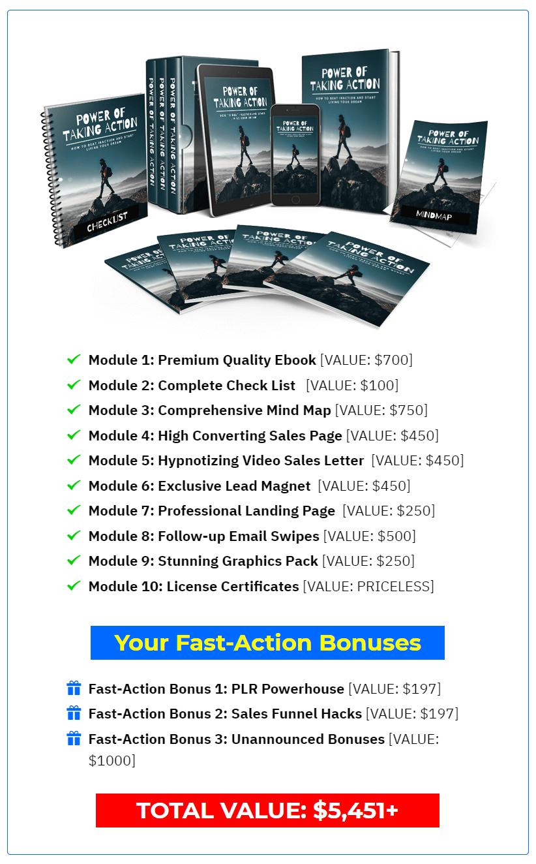PLR-Power-Of-Taking-Action-price