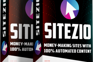 SiteZio Review – Profit With Your Own Affiliate Sites & Auto-Generated Content