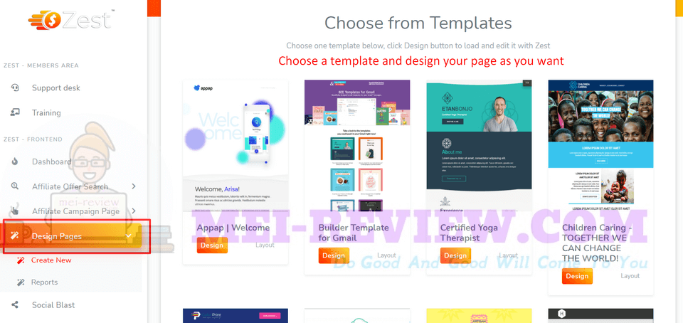 Zest-demo-10-You-can-also-design-your-page-as-you-want-There-are-many-templates-for-your-choice