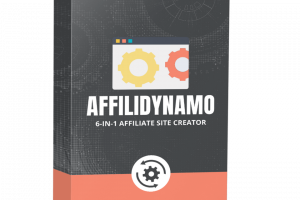 AffiliDynamo Review – Brand New 6-In-1 Software That Makes You Be Up On Your Feet