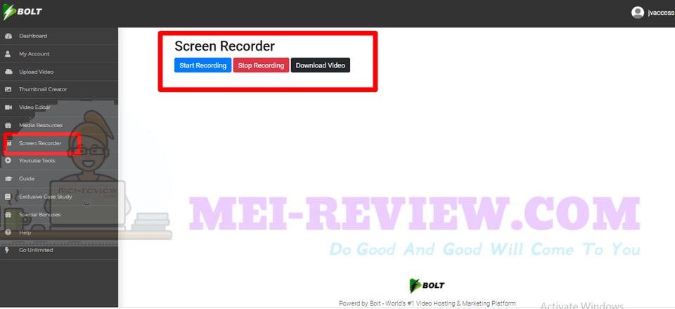 Bolt-demo-7-Screen-Recorder