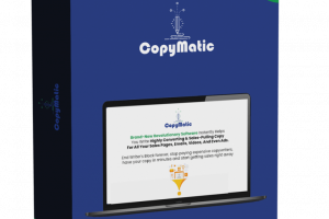 CopyMatic Review – Generate Highly Converting & Sales-Pulling Copy With This Breakthrough Software
