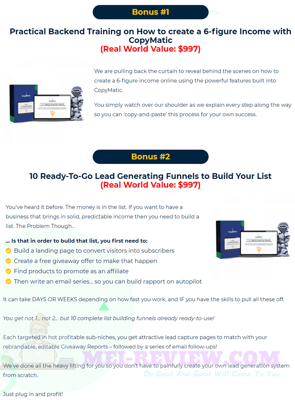 CopyMatic-bonus
