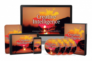 Creative Intelligence PLR Review – Want To Boost Your Creativity?