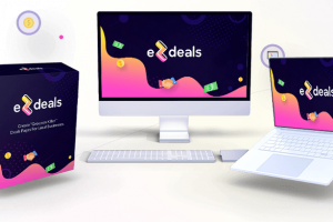 EZDeals Review – Be A Deals Page Superhero And Earn Passive Monthly Income By Helping Local Biz Owners